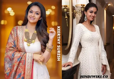 Keerthy Suresh wiki, Biography, family, age, affairs, and many more in hindi