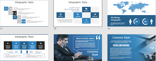 Social Media Marketing PowerPoint Templates for Free