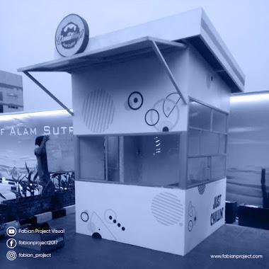 Produksi Booth Donuthing Tangerang Selatan