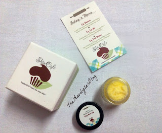 Review: Lemon Meringue Pie Lip Scrub from SkinCafe India