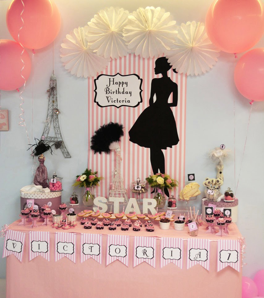todi: {Customer Parties} Top Model Birthday Party on Top Model Ideas  id=19874