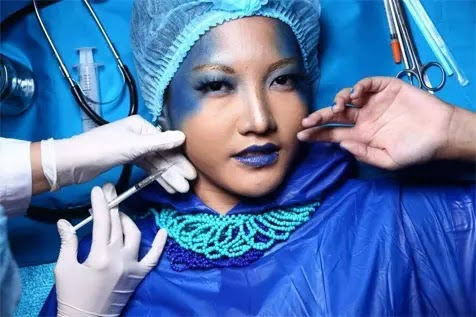 So what about plastic surgery?