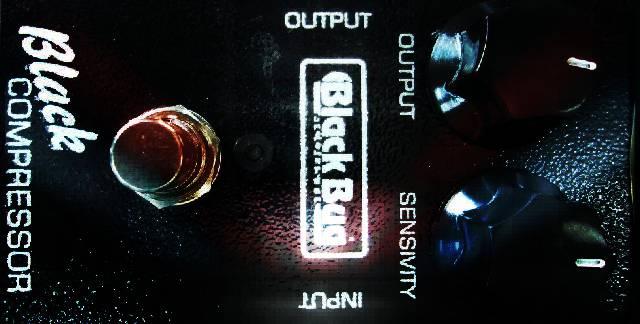 Análise-Review-Pedal-Black-Bug-TBC-Black-Compressor