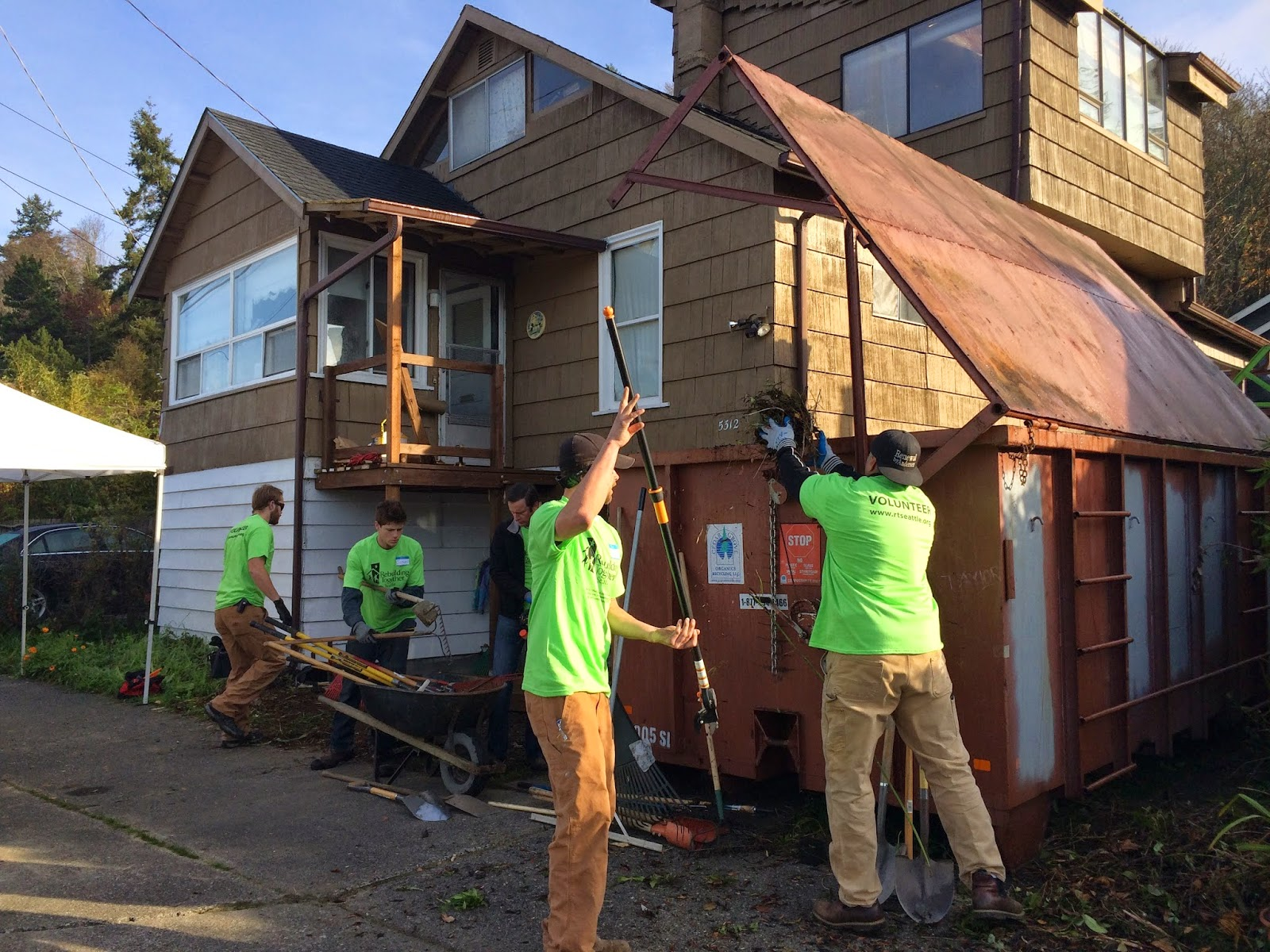 Rebuilding Together Seattle Renewal By Andersen Helps