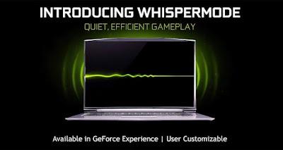 NVidia GeForce GTX 1050 TiをMax-Q Design最新ドライバーでダウンロード