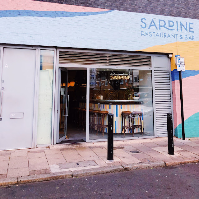 SARDINE – A NEW NEIGHBOURHOOD FAVOURITE WORTH FINDING