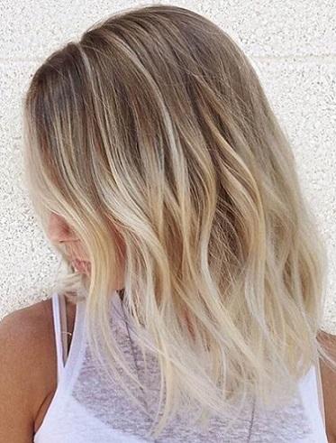 Fotos de cortes de cabello medianos 38