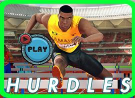 Hurdles games play now