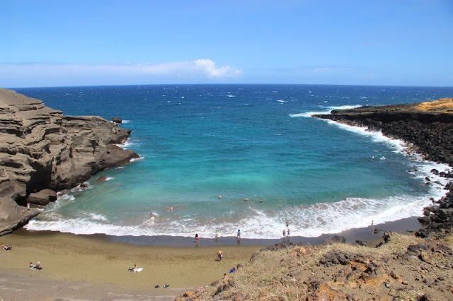 Mahana Bay, at Green Sands, Hawaii, Hawaii