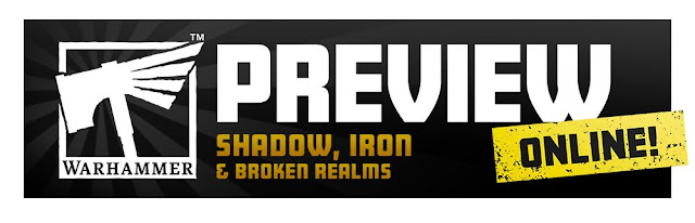 Shadow, Iron and Broken Realms