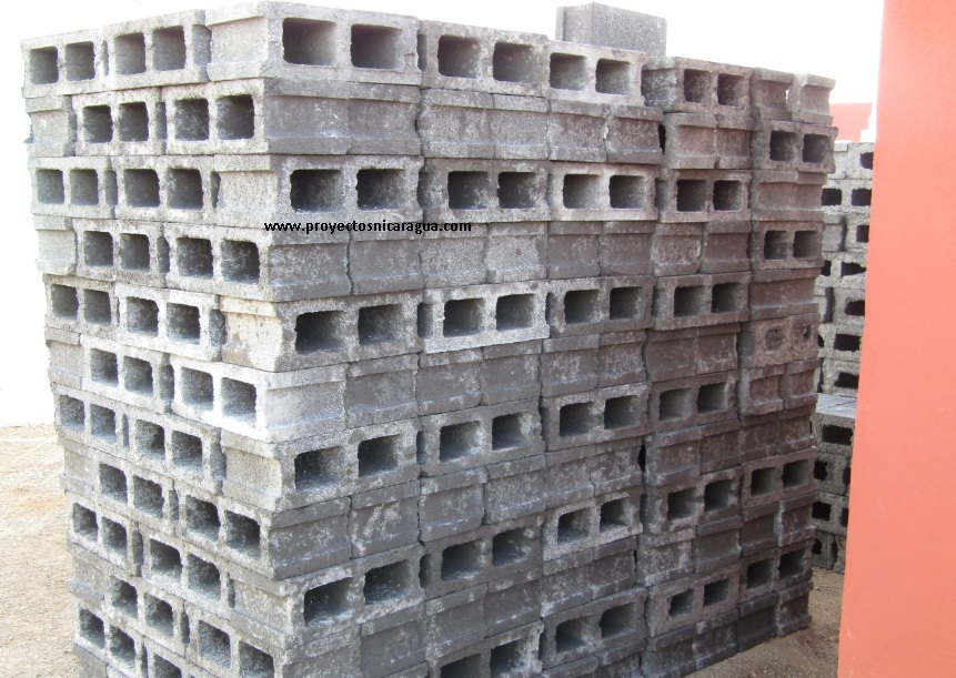 Precio de bloques de concreto
