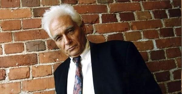 Jacques Derrida: Hay algo de negatividad en la deconstrucción