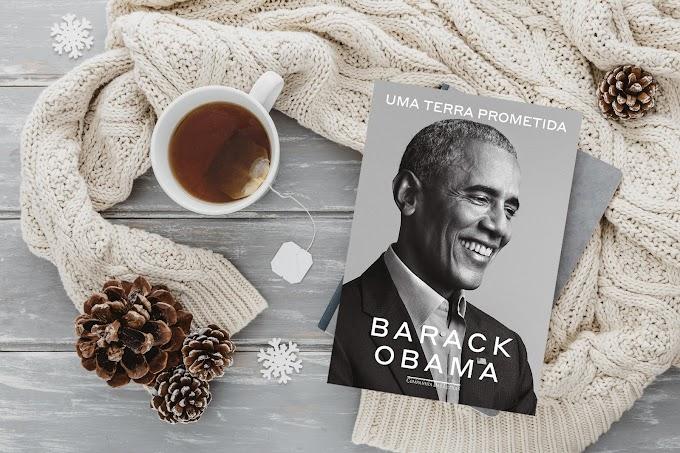 Uma Terra Prometida   Barack Obama