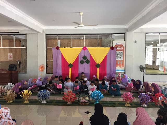 peserta khatam