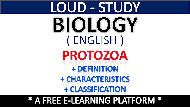 Protozoa,Protozoa Definition,General Characteristics of Protozoa,Protozoa Characteristics,Classification of Protozoa,Types of Protozoa