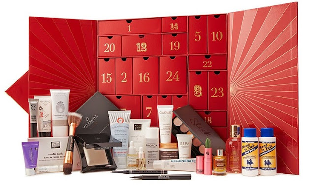A Ranking Of The Best Beauty Advent Calendars 2018 | Which are worth it?