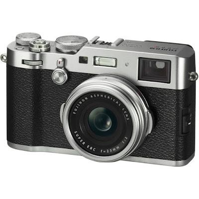 Fujifilm X100F-Sファームウェアのダウンロード