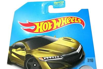 Bocoran Hot Wheels Box F 2017