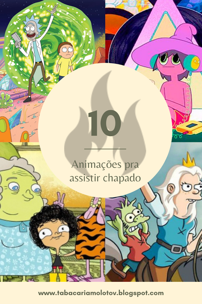 10 Animações pra curtir a brisa   Dica Chapada