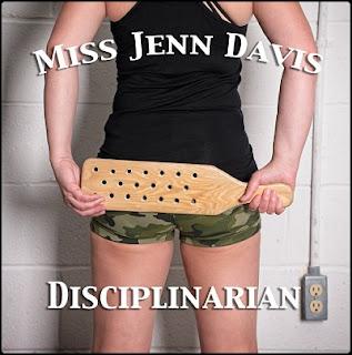 Disciplinarian Jenn