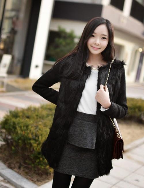 áo khoác hàn quốc