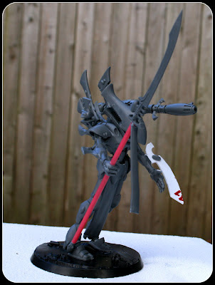 Wraithseer Conversion