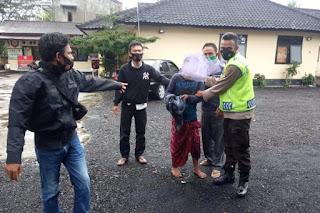 Pelaku pembunuhan di Desa Mangkung Loteng serahkan diri ke Polisi