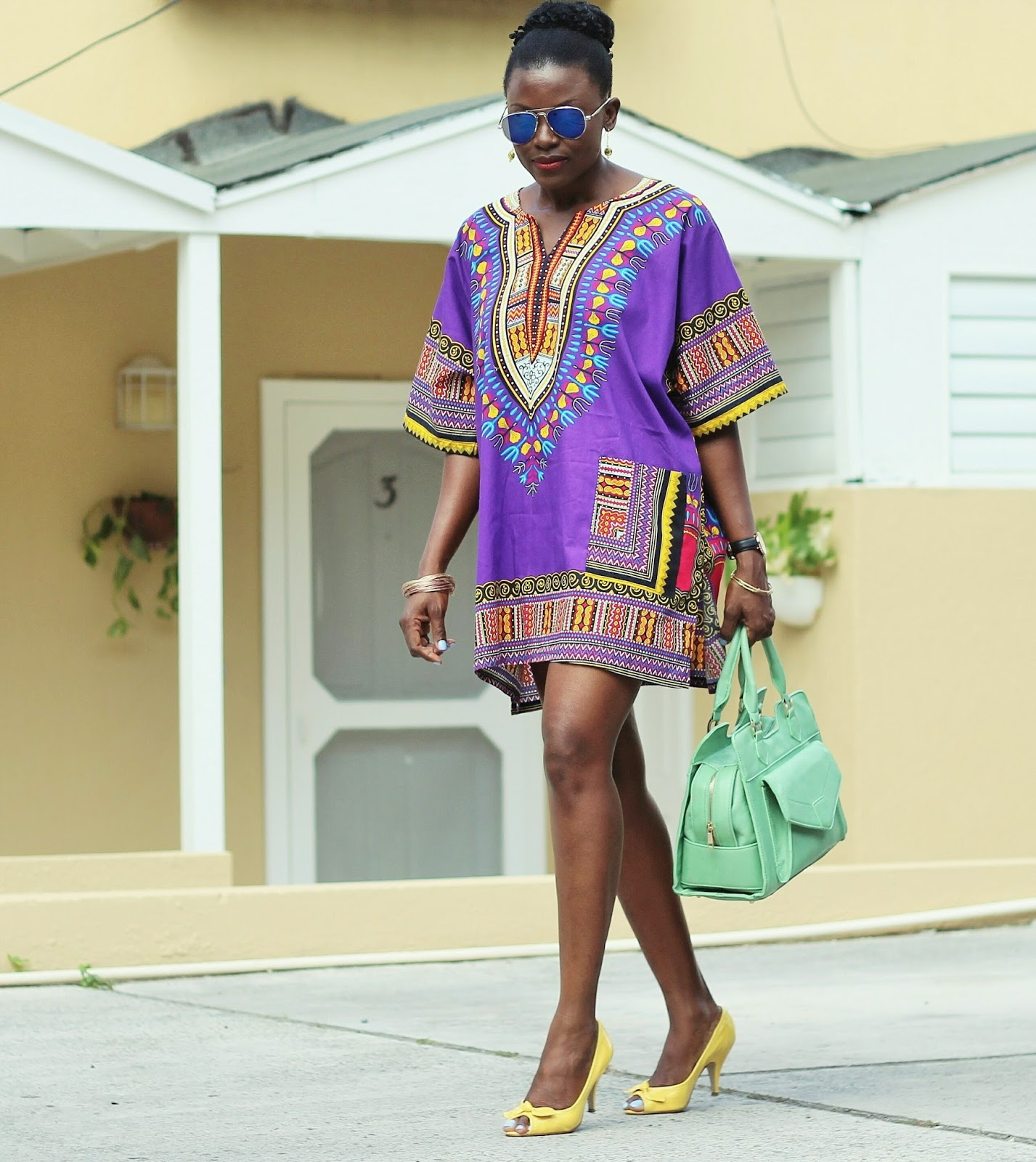 THE DASHIKI SHIRT