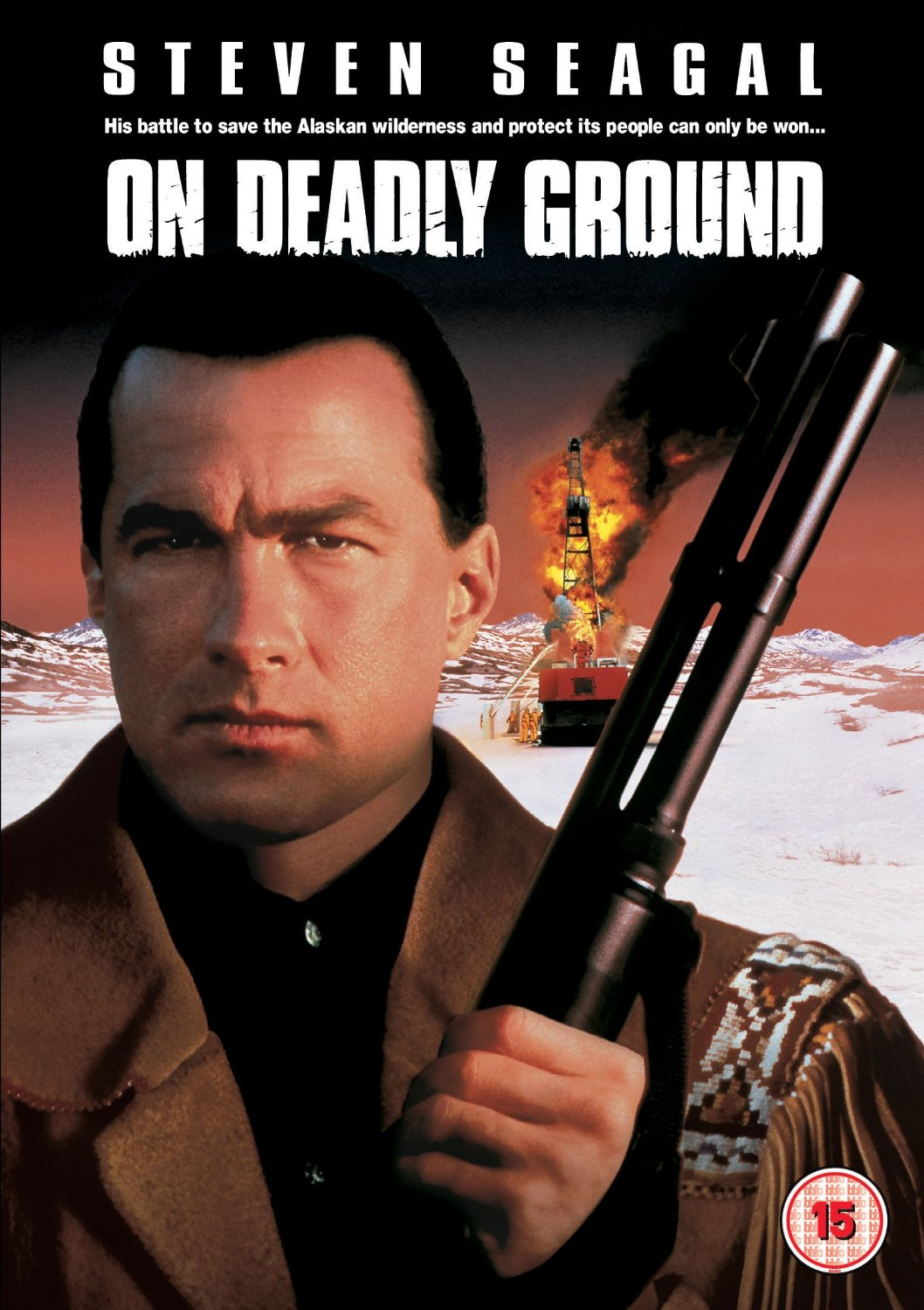 On Deadly Ground 1994 ...