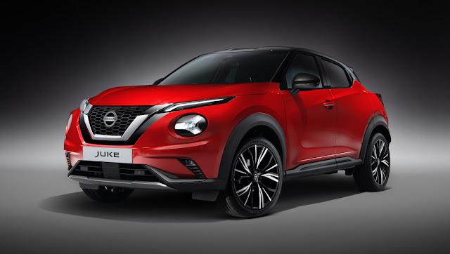 Tο νέο Nissan JUKE Coupe Crossover στo Άργος