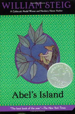 Abel's Island, part of William Steig book review collection