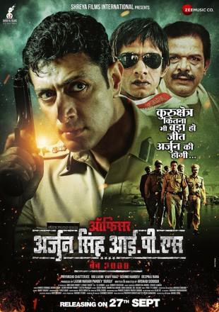 Officer Arjun Singh IPS 2019 Hindi HDRip 720p