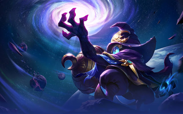Cyclops Starsoul Magician Heroes Mage of Skins Mobile Legends Wallpaper HD for PC