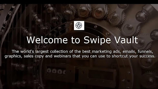 Swipe Vault Review         |          Make Money from Home