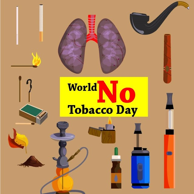 World No Tobacco Day - 2019