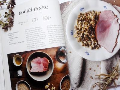 Krkonošská kuchařka, recept (Danka Šárková, nakladatelství Anahita)