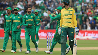 PAK vs SA ICC World Cup 2019 30th match cricket win tips