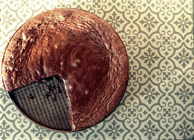 KRYZYSOWE BROWNIE - szybkie i pyszne ciasto