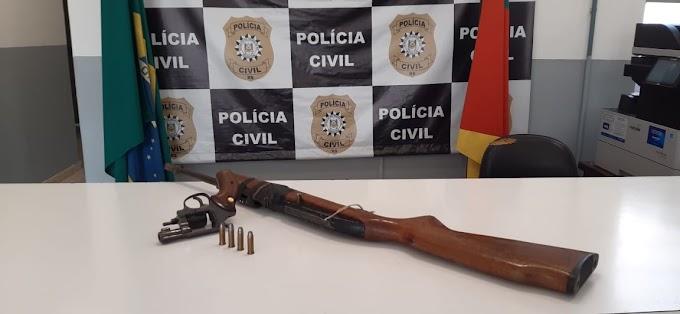 Polícia Civil realiza operação relativa a investigação de assaltos à óticas
