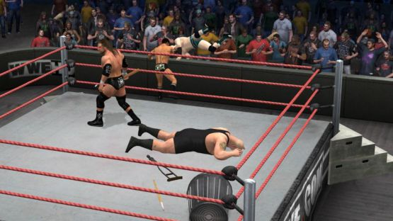 WWE Smackdown VS RAW 2011 screenshot 4