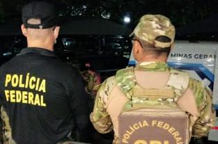 PF deflagra megaoperação contra o crime organizado na PB; 600 mandados são cumpridos no país e R$ 252 milhões são bloqueados pela Justiça