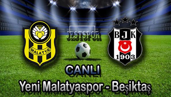Yeni Malatyaspor - Beşiktaş Jestspor izle