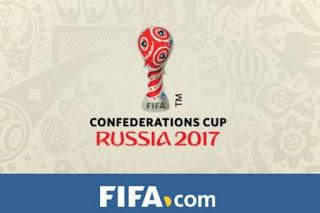 Hasil pertandingan Piala Konfederasi