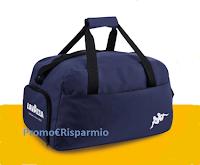 Logo Concorso ''In forma con Lavazza'' : in palio 100 Sport Bag al giorno