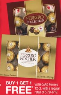Ferrero 12 ct regular retail