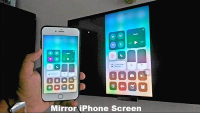 Mirror iPhone Screen, Cara Mencerminkan Layar iPhone Ke Mac Dengan Mudah