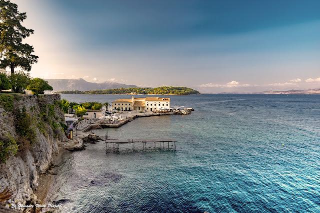 Falikrai - Ciudad Antigua de Corfu por El Guisante Verde Project