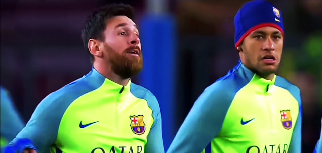 Lionel Messi wanted Neymar to return to Barcelona.
