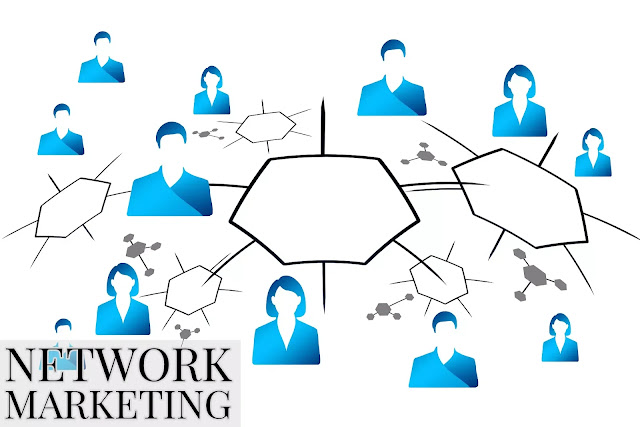 Don't Just Sit There! Start NETWORK MARKETING