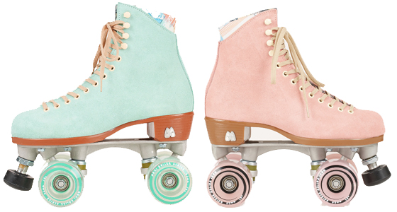 Roller Skates from Moxi